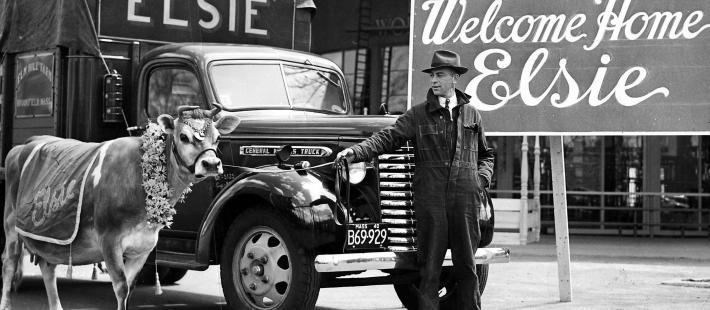 Elsie Historical Photo